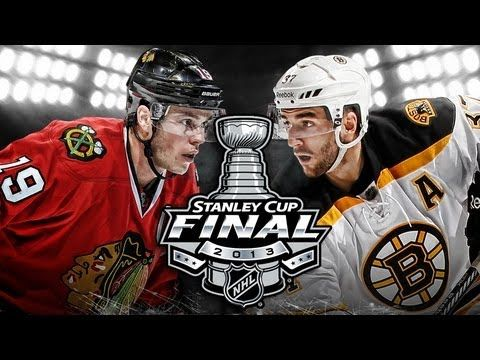 Last 2 Minutes of Game 6 - Chicago Blackhawks vs Boston Bruins 2013 Stan...