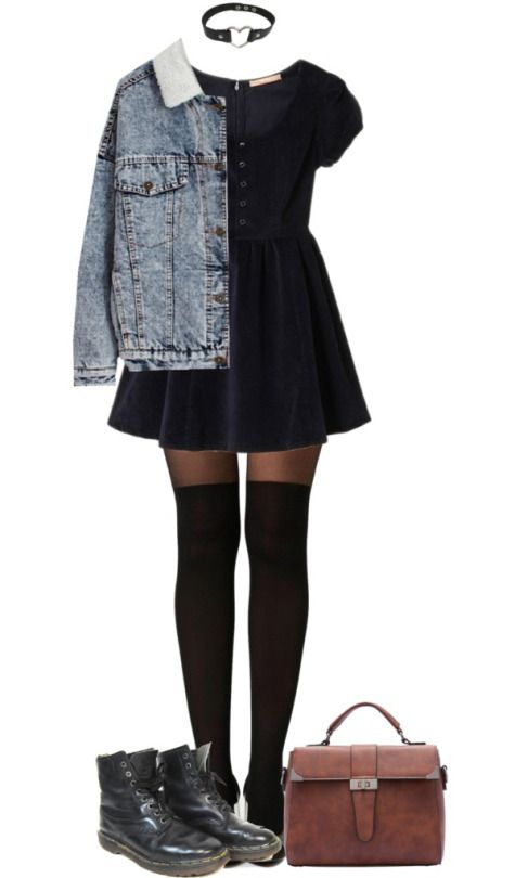 Grunge Fashion … Outfits, Outfit Ideas, Outfit Accessories, Cute Accessori