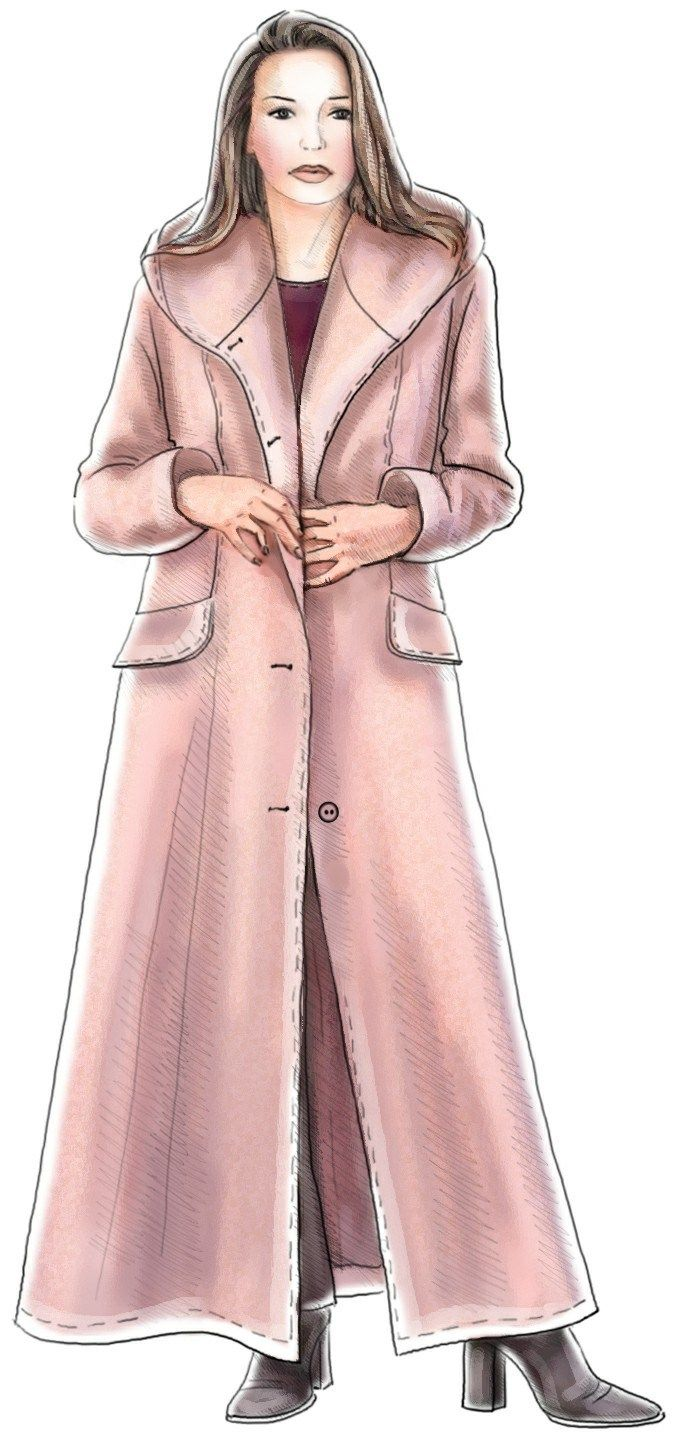 24 Inspired Photo Of Coat Sewing Patterns Figswoodfiredbistro Com Long Coat Pattern Coat Pattern Sewing Long Coat Women
