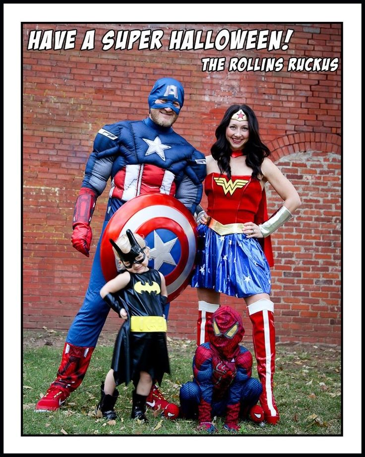 A Little Tipsy: 15 Creative Family Costumes