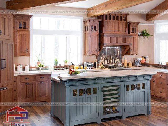 Merveilleux Các Loại Tủ Bếp đẹp Nhất