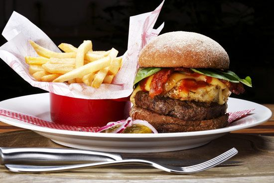 Where to find the best burgers in Cape Town