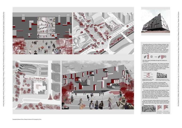 Guangdong Museum, Guangzhou, China by Rocco Design Architects, 2010 (S. Sarica)