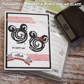 Mercedes Weber @ My Paper Paradise: On Line Card Classes