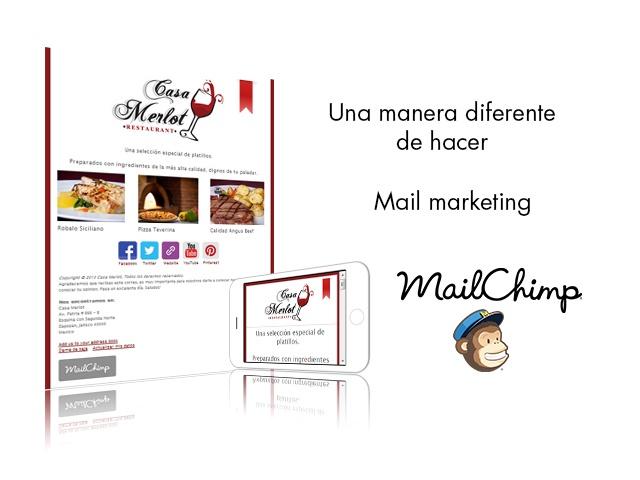 Una manera diferente de hacer #MailMarketing