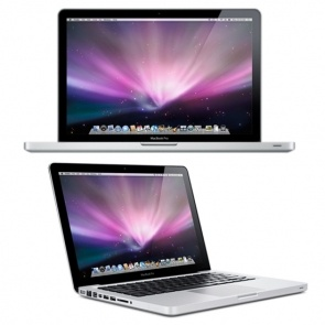 "Apple Macbook Pro 17"" Intel Core I7 2.4GHZ 750GB MD311LL/A"