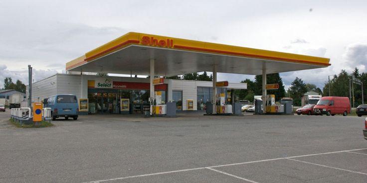Shell Helmisimpukka