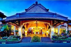Royal Orchids Garden Hotel di Malang, Indonesia