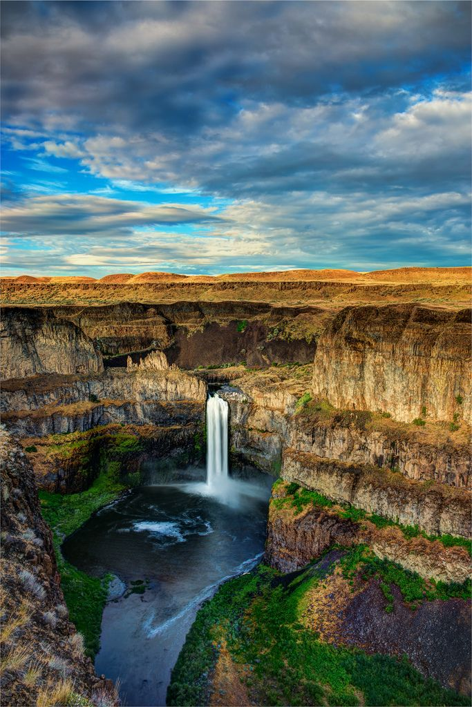 Palouse Falls, Washington State, USA