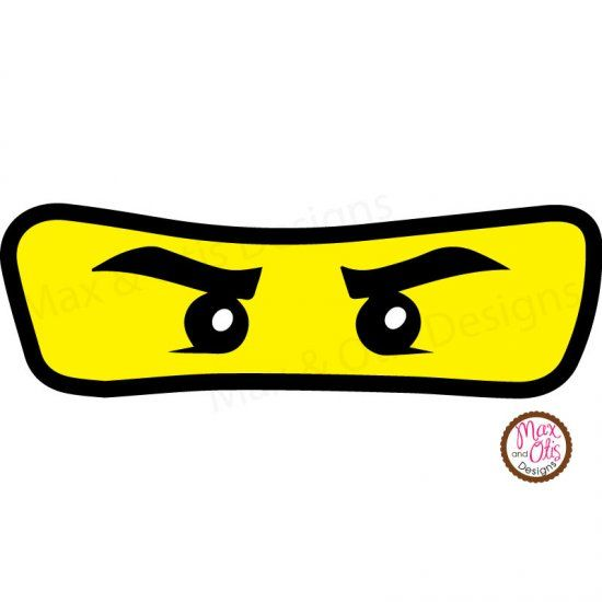 ninjago eyes free printables - Google Search