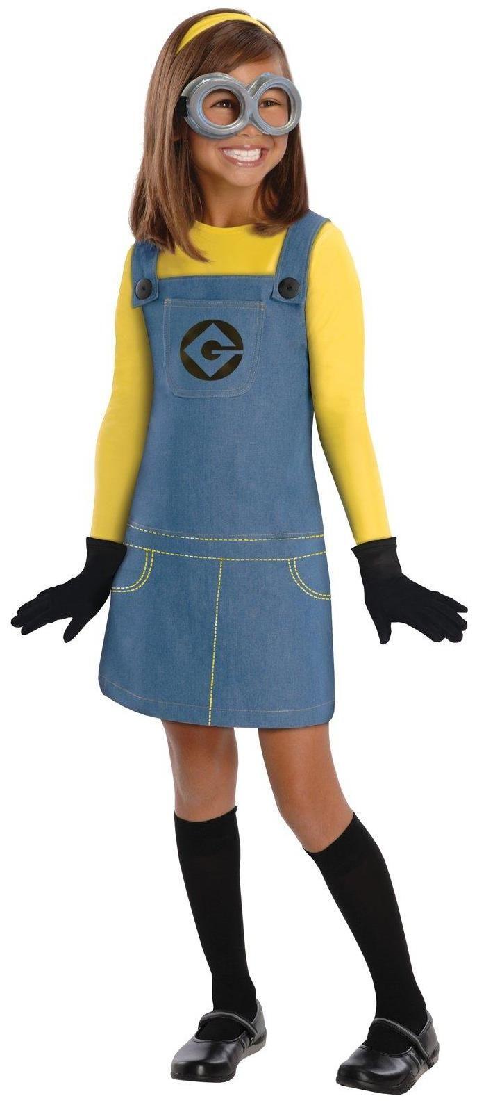PartyBell.com - Despicable Me 2 - Female #Minion Child Costume