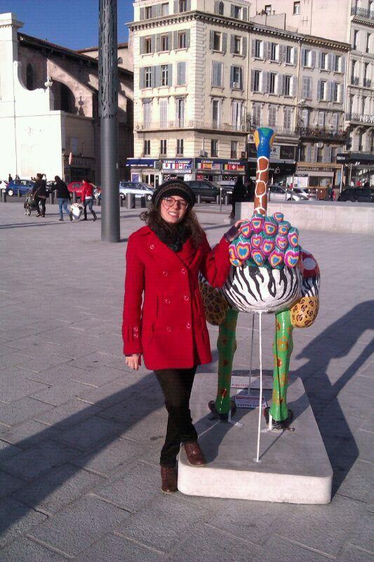 Marseille şu şehirde: PACA