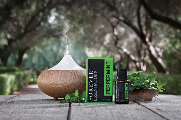 Forever's Peppermint is extracted from plants that have been grown and harvested by the same farm for generations.