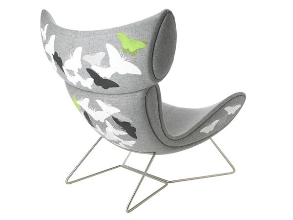 #BoConcept Imola chair re-styled by Timorous Beasties