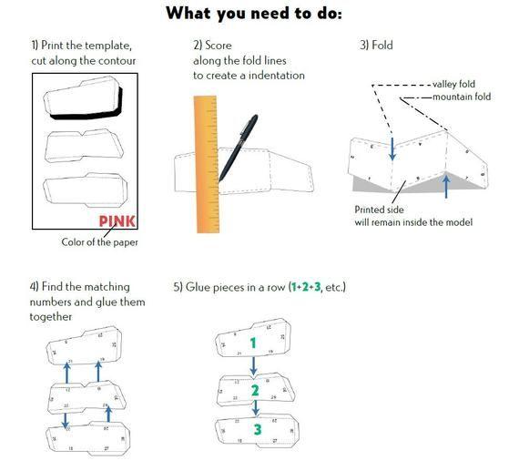 Basic Origami Folds and Bases | Origami Management | 506x570