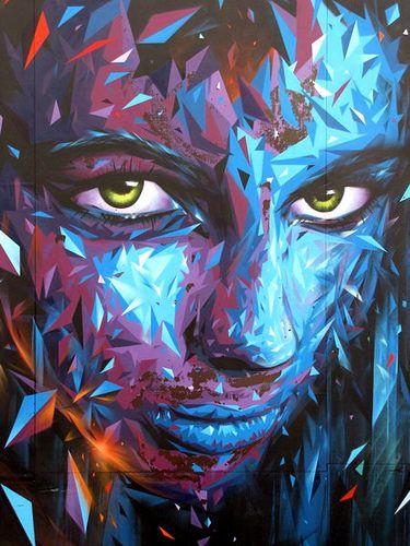 street art Brussels by _Kriebel_
