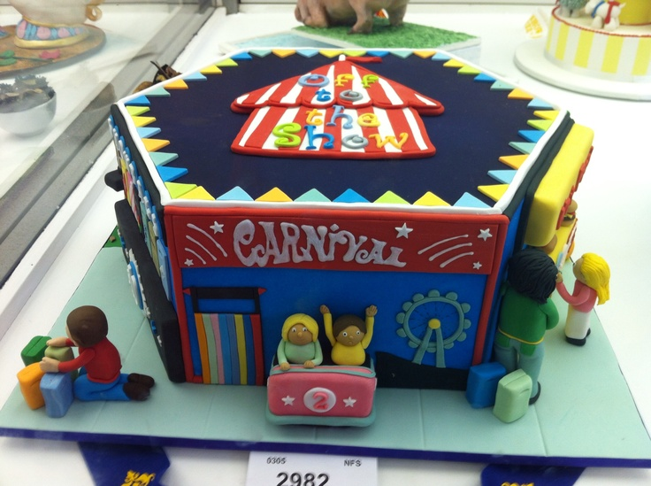 Beautiful Cakes at Sydney (Australia) Royal Easter Show - March 2913
