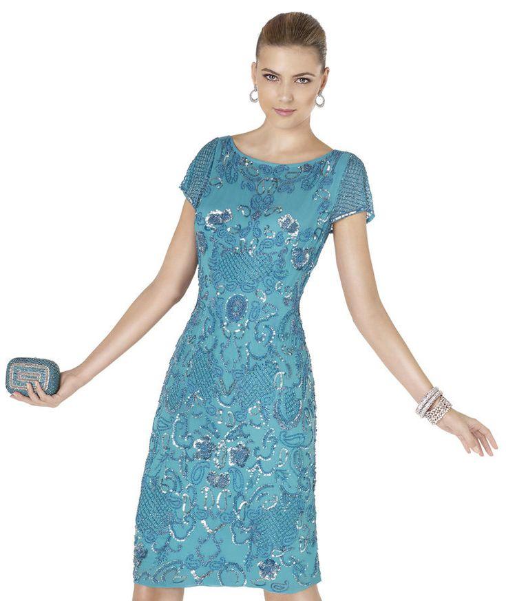 Pronovias apresenta o vestido de festa ALEXA da coleção 2015.   Pronovias