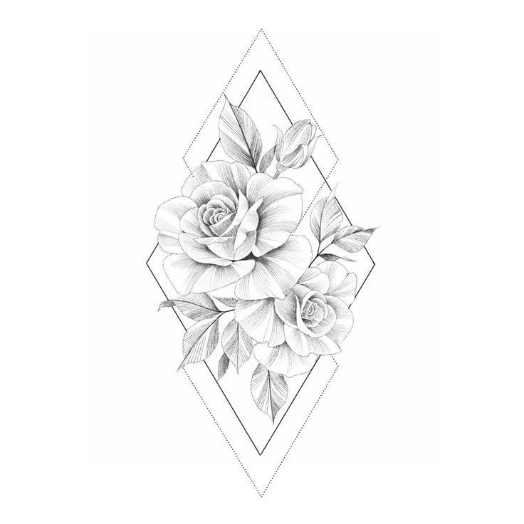 Blumen #Tattoos #tattoos