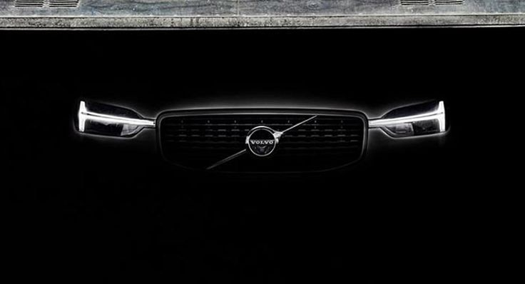 This Volvo Teaser Is Likely The All-New 2018 XC60