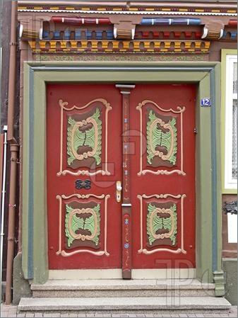 pretty Door... Duderstadt, Germany...     .....rh