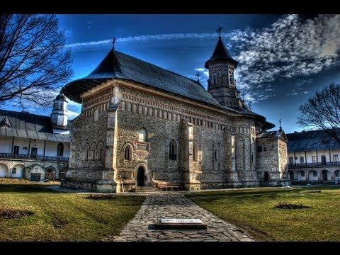 The Neamț Monastery (Romanian: Mănăstirea Neamț) is a Romanian Orthodox religious settlement, one of the oldest and most important of its kind in Romania. It was built in 14th century, and it is an example of medieval Moldavian architecture. A jewel of 15th century architecture, the church was built during Ştefan cel Mare's reign and finished in the year when the Moldavian army won the battle against King John Albert (1497).
