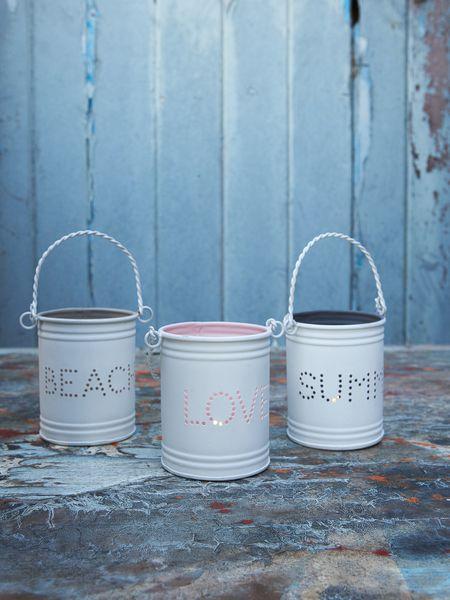 Beach, Summer, Love lanterns