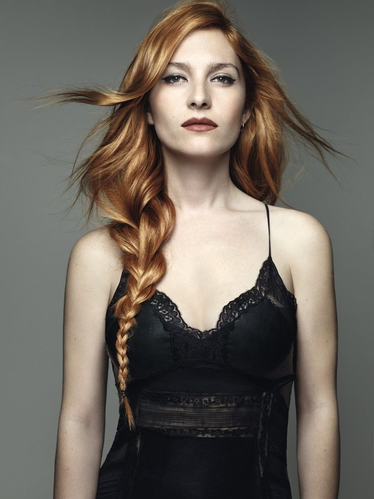 Try the hottest #ITLOOKS by #lorealpro #2015 #trend #copper #contouring #long #hair #messy #braid #hairstyle #haircut
