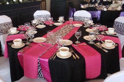 138 best Zebra Theme images on Pinterest | Weddings, Zebra wedding ...