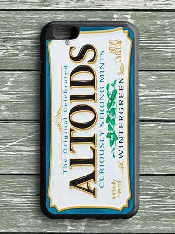 Blue Altoids Wintergreen iPhone 6S Plus Case
