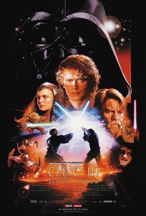 Gwiezdne wojny: Część III - Zemsta Sithów, 2005 plakat