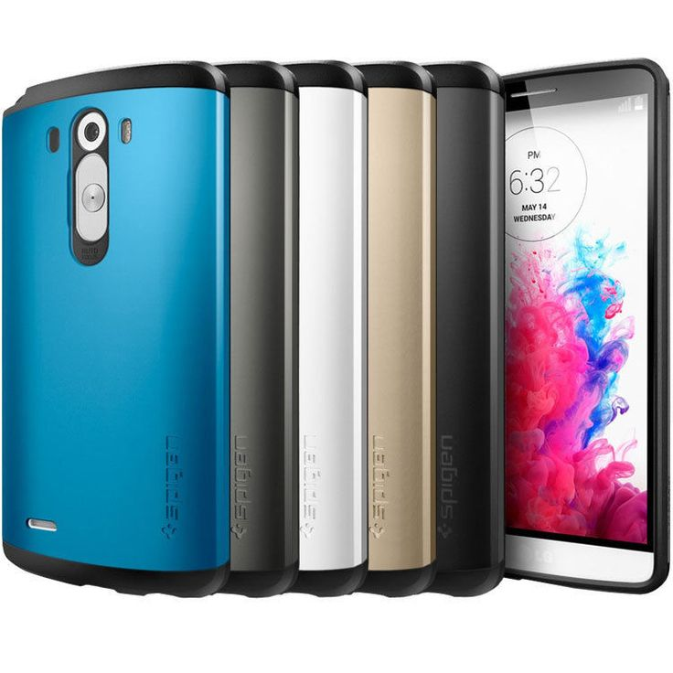 Spigen LG G3 Case SLIM & PROTECTIVE Case] Slim Armor SERIES, in [Mobile Phones & Communication, Mobile Phone & PDA Accessories, Cases & Covers | eBay