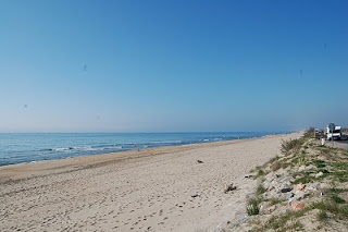 My favourite beach, Cap d'Agde, between Agde and Sete, France