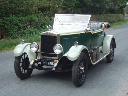 Morris Oxford Empire Tourer 1928.