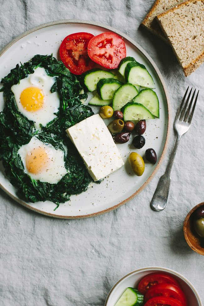 Turkish Baked Eggs
