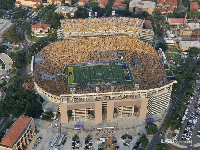Game Night! | Lsu, Tiger stadium, Football stadiums