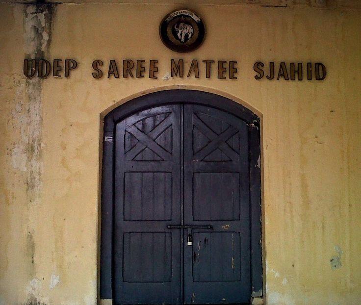 Semangat jihad masyarakat Aceh: Udeep Saree Matee Sjahid (Hidup Mulia atau Mati Syahid), ini adalah salah satu tempat pengibaran pertama sangsaka Merah-Putih  #aceh #wisataaceh #ceritaaceh #story #adventure #traveling #travel #history