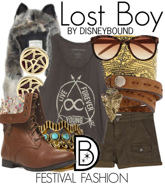 impactful lost boys outfit