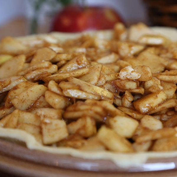 An Easy Recipe For Apple Pie Filling That You Can Whip Up