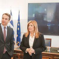 Γαλάζια σχέδια για πολιτική απομόνωση ΣΥΡΙΖΑ