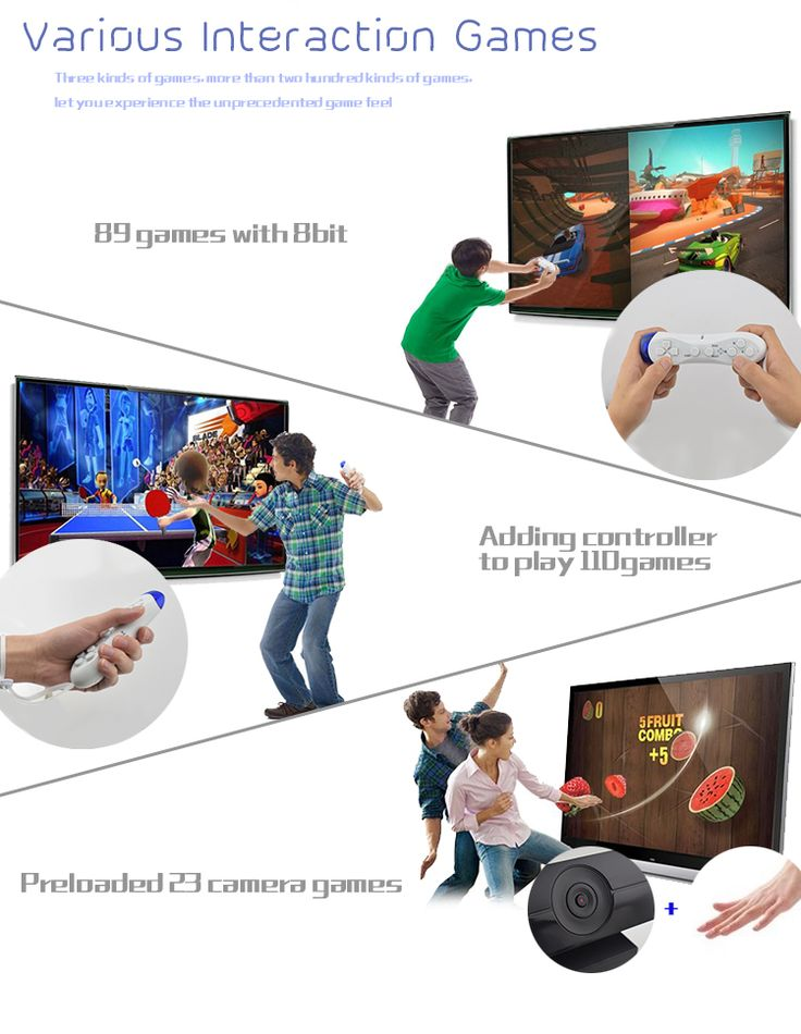 nice DATA FROG ZSL02JYYS27 - Wireless HD TV Game Console