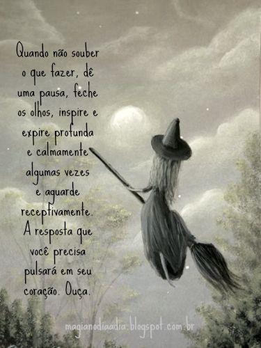 Magia no Dia a Dia: Ouça Seu Coração http://magianodiaadia.blogspot.com.br/