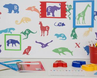 The 25 best tier abc ideas on pinterest abc deutsch for Magnetic board for kids ikea