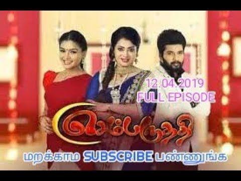 today sembaruthi serial 12 04 2019 full episode 450 zee tamil tv serial