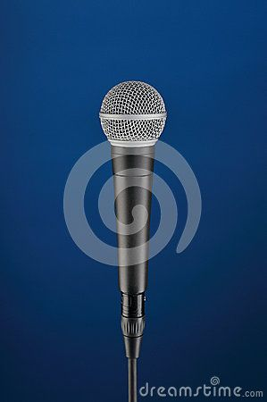 Professional cable microphone