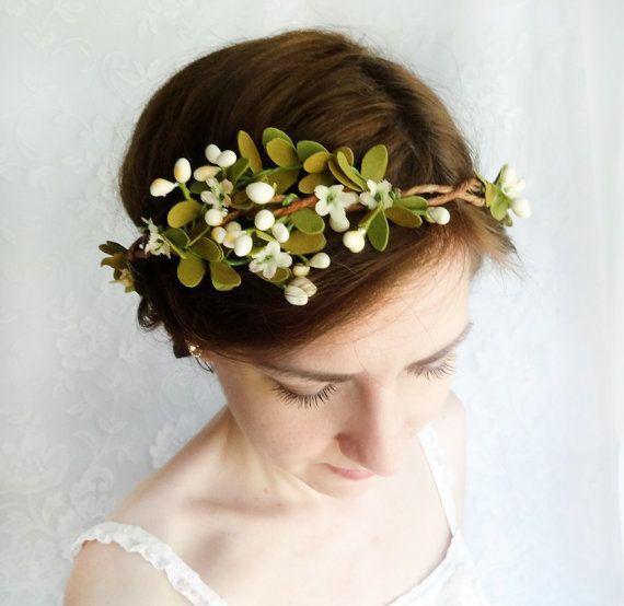17 Best Ideas About Black Flower Crown On Pinterest: 17 Best Ideas About Flower Hair Wreaths On Pinterest