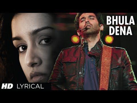 Bhula Dena Aashiqui 2 Full Song With Lyrics | Aditya Roy Kapur, Shraddha Kapoor