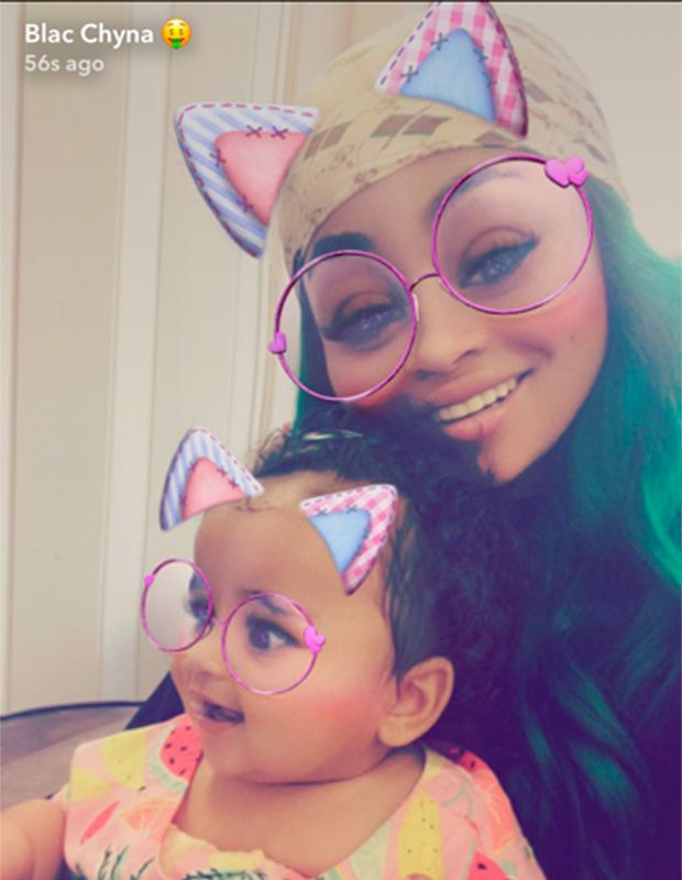 Blac Chyna Reunites With Dream After Rob Kardashian Instagram War & Accusations https://tmbw.news/blac-chyna-reunites-with-dream-after-rob-kardashian-instagram-war-accusations  Time to unwind! Blac Chyna is back with her adorable 8-month-old daughter Dream, shortly after her vicious social media feud with Rob Kardashian. Taking to Snapchat on July 7, the mother-of-two was all smiles while bonding with her beaming baby girl!Blac Chyna, 29, is putting the drama behind her! The reality star…