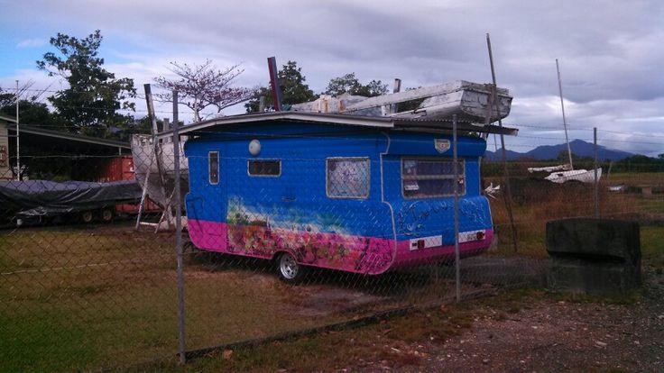 coral sea campaign camper