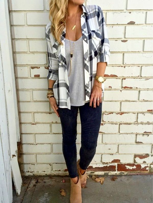 Cute Casual Outfits that got Most Popular on Pinterest 00012
